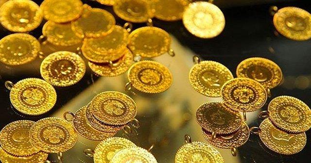 Altının gramı 5 haftanın düşüğünde