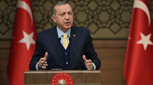 """Cumhurbaşkanı Erdoğan'dan Afrin Açıklaması! """"3 Bin 300 Terörist Öldürüldü"""""""