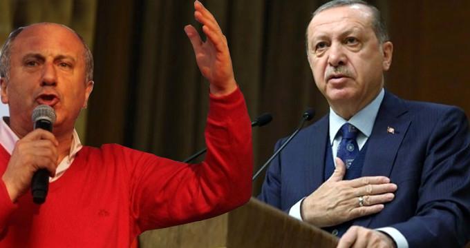 """Cumhurbaşkanı Erdoğan'dan Muharrem İnce'nin Talebine Yeşil Işık! """"Partimde Kabul Edebilirim"""""""