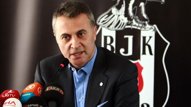 """Fikret Orman'dan Fenerbahçe'ye Olay Gönderme! """"Vardar Ovası'nı Mı Çalalım?"""""""