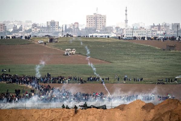 Filistin Toprak Günü'nde İsrail'den Kanlı Saldırı: Ölü Sayısı Giderek Artıyor
