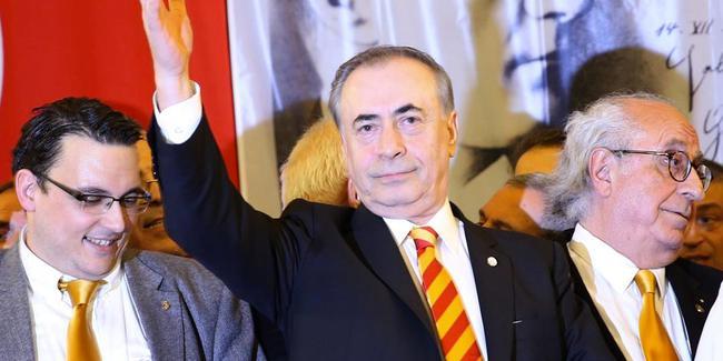 """Galatasaray'ın Yeni Başkanı Aba Altından Sopa Gösterdi! """"Mücadele Etmeyenin Gözünün Yaşına Bakmam"""""""