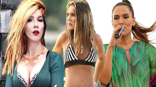 """Hande Yener'den Zehir Zemberek Sözler! """"Olay Bir Starla İle Sahte Bir Starın Kankası Arasında"""""""