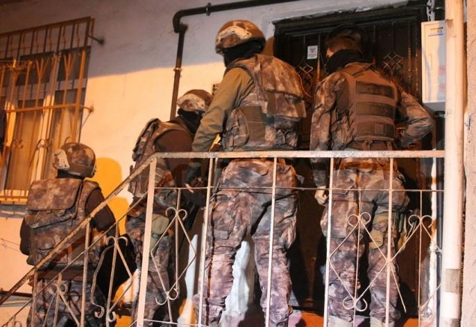 11 ilçede IŞİD operasyonu: 18 gözaltı