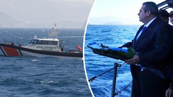 Yunanistan Savunma Bakanı yaklaştırılmadı... ile ilgili görsel sonucu