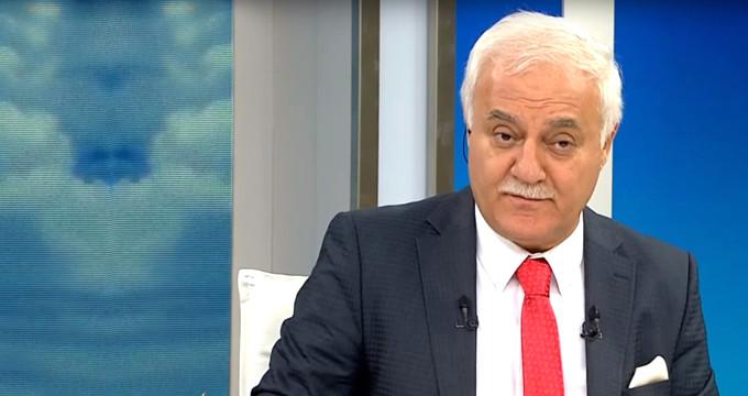 """Nihat Hatipoğlu'na Sorulan 3 Harfli Sorusu Herkesi Şaşkına Çevirdi! """"Eşim İşe Gittikten Sonra Evin İçinde Eşimin Kılığında Birileri…"""""""
