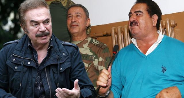 """Orhan Gencebay'dan İbrahim Tatlıses'in Sözlerin Ayar! """"Dili Sürçmüş Herhalde"""""""