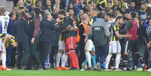 Ortalığın Karıştığı Olaylı Derbi İçin Karar Verildi: Fenerbahçe ve Beşiktaş O Tarihte 57'den Devam Edecek!