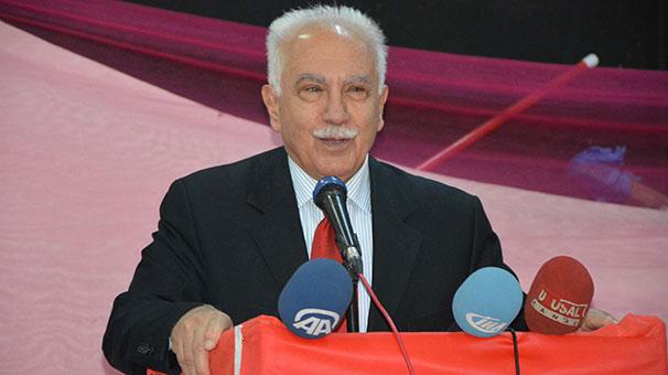 """Perinçek'ten CHP'ye Sert Sözler! """"PKK'yı Getirip Hükümet Yapacaklar"""""""