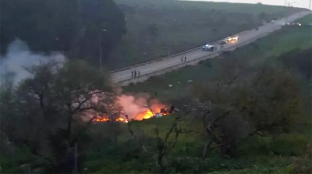 Şam'da Sirenler Çalıyor! İsrail Jeti Düşürüldü, Suriye'de Patlama Sesleri Yükselmeye Başladı