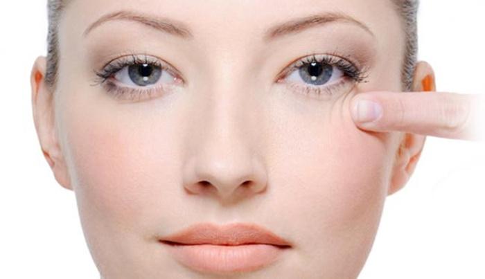 Şişliklere, Göz Altı Morluklarına Son; Sadece Üç Malzeme İle Doğal Maske Yapımı