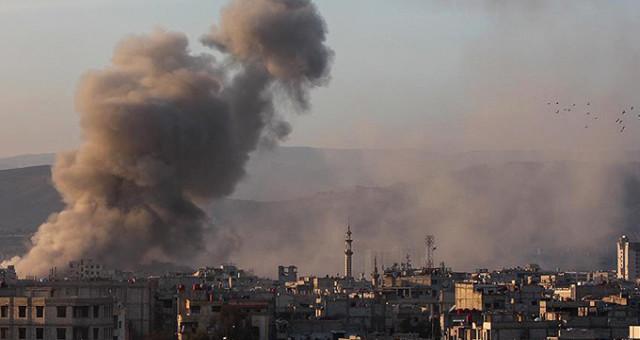 Son Dakika! Esad Rejimi Doğu Guta'ya Kimyasal Silahla Saldırdı! En Az 40 Ölü