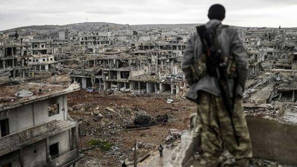 Suriye'de İşler İyice Karışıyor! Bir Süper Güç Daha Devreye Girdi
