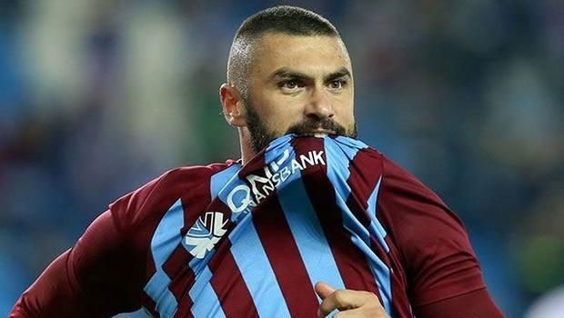 """Trabzonspor'da Burak Yılmaz Ayrılık Ateşini Yaktı! """"Çok Ciddi Teklif Aldım"""""""