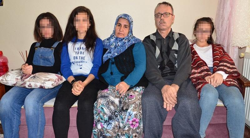 Yardım Bekliyorlar! Eşi ve Üç Kızı Kanserle Mücadele Ediyor, Anne Çaresiz!