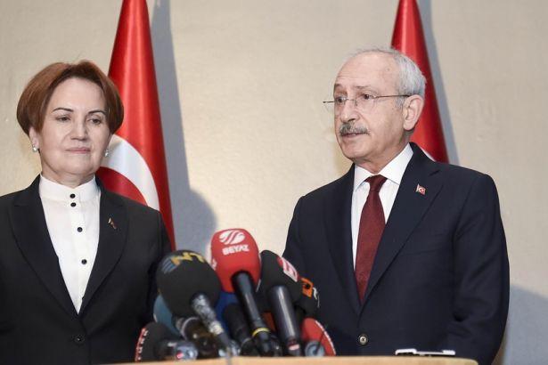 Flaş Haber! İYİ Parti ve CHP Görüşecek, Gündem: Erken Seçim