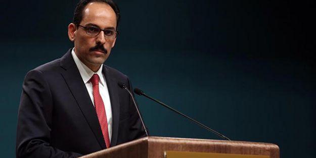 Son Dakika! Cumhurbaşkanlığı Sözcüsü Kalın Afrin'de Dün Akşam Neler Yaşandığını Anlattı