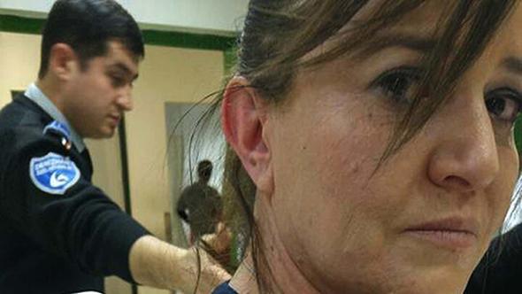 Denizli'de Acil Serviste Hasta Yakınları Hemşireye Saldırdı
