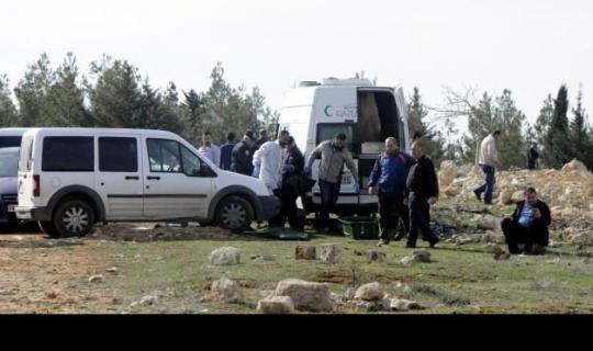 Gaziantep'te Boş Arazide Emekli Polisin Cesedi Bulundu!