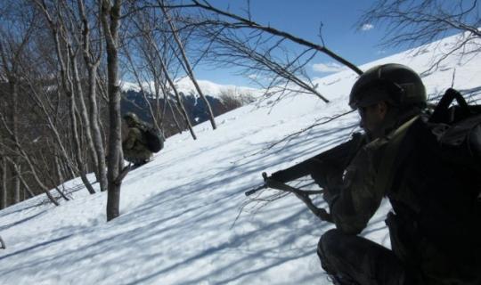 Giresun'da da PKK'ya Karşı Büyük Operasyon Başlatıldı! Komandolar ve Özel Harekât Arazide!