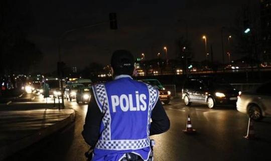 İstanbul'da 5 Bin Polisle Huzur Operasyonu!