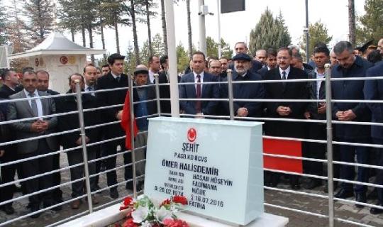 """""""Şehit Halisdemir CHP'li Haberlerine"""" Ailesinin İsteği ile Erişim Yasağı Getirildi!"""