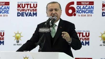 """ABD Terör Örgütünden Ordu Kuracağını Açıkladı! Cumhurbaşkanı Erdoğan Sert Tepki Gösterdi! """"Bir Gece Ansızın Gelebiliriz"""""""