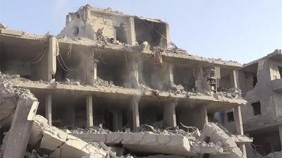 Afrin'de Teröristlerin Tuzakladığı EYP Patladı! 11 Ölü