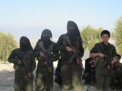 Afrin'de Yakalanmıştı! 17 Yaşındaki Terörist Terör Örgütü YPG'nin Hain Planlarını Bir Bir Anlattı