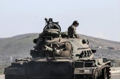 Afrin'e Ramak Kaldı! O Kritik Dağ'da Teröristlerden Alındı