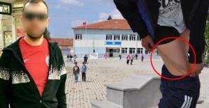 Afyon'da Öğretmenden Öğrenciye Kablolu Dayak