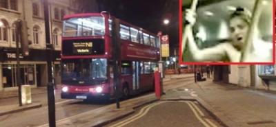Ahlaksızlıkta Sınır Tanımadılar! Otobüste Herkesin Gözü Önünde Soyunup Cinsel İlişkiye Girdiler