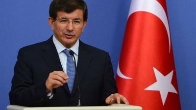 """Ahmet Davutoğlu'ndan Afrin Açıklaması! """"Omuz Omuza Vermeliyiz"""""""