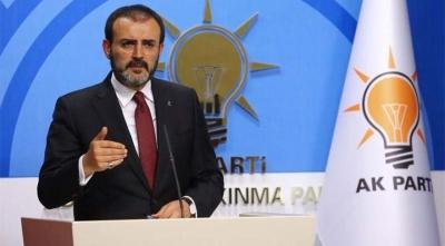 """AK Parti'den CHP'ye Çok Sert Afrin Tepkisi! """"Hakaret Eder Gibi…"""""""