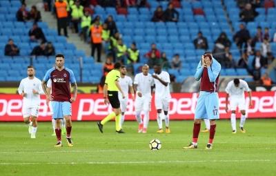 Akhisar'dan Trabzonspor'a Tarihi Fark! Trabzonspor: 1 – Akhisarspor: 6