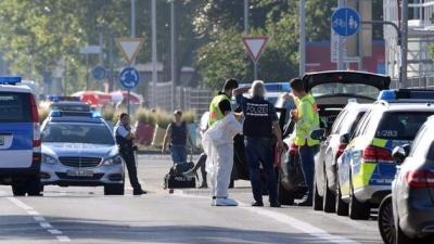 Almanya'da Terör Alarmı! Gece Kulübüne Silahlı Saldırı Düzenlendi, Polis Saldırganı Öldürdü