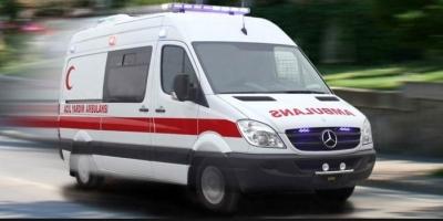 Almanya'dan Samsun'a Gezmeye Geldi!  Asansör Boşluğuna Düşerek Hayatını Kaybetti