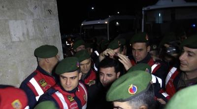 Ankara Valiliği'nden Demirtaş Alarmı! Duruşmalar Boyunca Başkentte Kuş Uçmayacak
