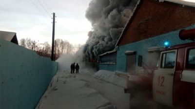 Ayakkabı Fabrikasında Çıkan Yangın Faciaya Sebep Oldu! 10 Ölü