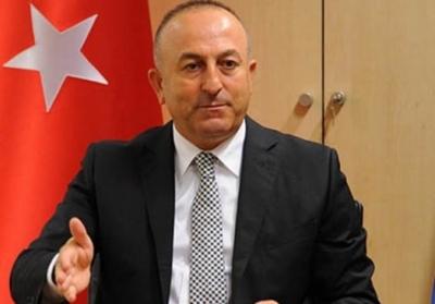 """Bakan Çavuşoğlu'ndan Afrin Açıklaması! """"Hem Sahada Hem Masada Güçlü Olduk"""""""