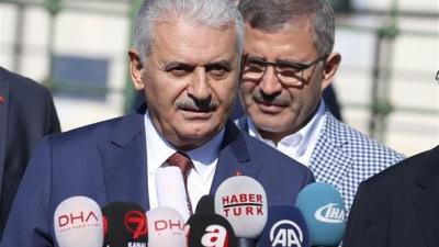 """Başbakan Binali Yıldırım'dan Ermenistan'a PKK Resti! """"Karşılığı Olur"""""""
