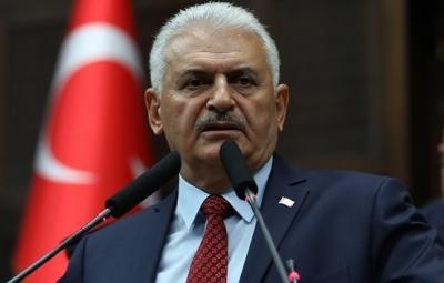"""Başbakan Binali Yıldırım'dan Kılıçdaroğlu'na Sert Sözler! """"Ey Kılıçdaroğlu, Uyan Artık Uyan"""""""