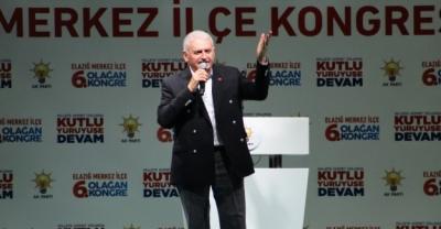 """Başbakan Binali Yıldırım'dan AB'ye Tarihi Ayar! """"Türkiye'ye Hiçbir Ülker Ayar Veremez"""""""