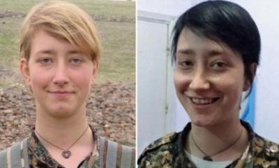 BBC Dünyaya Duyurdu! Afrin'de Öldürülen Teröristin Kimliği Şaşkınlık Yarattı, İlk Kez Oluyor