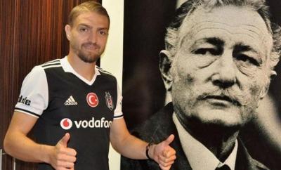 Beşiktaş Caner Erkin'i Resmen Açıkladı