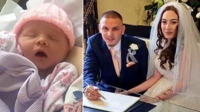 Böyle Olay Tarihte Görülmedi! Düğün Esnasında Sancısı Tutun Gelin Doğum Yaptı
