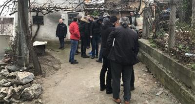 Bursa'da Korkunç Olay! İşe Gitmeyen Adamı Arkadaşları Baltayla Öldürülmüş Halde Buldu