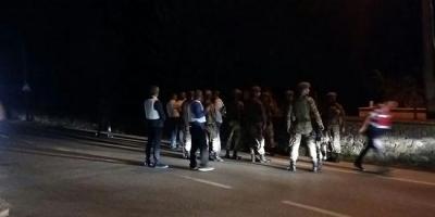 Bursa'da Polislere Pompalı Tüfekli Saldırı! Jandarma Özel Harekat Operasyon Başlattı