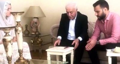Buse Varol ve Alişan'ın İmam Nikahını Ünlü İlahiyatçı Nihat Hatipoğlu Kıydı