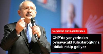 CHP Fena Karışacak! Kemal Kılıçdaroğlu'na Dişli Rakip Geliyor, Çarşamba Günü Adaylığını Açıklayacak